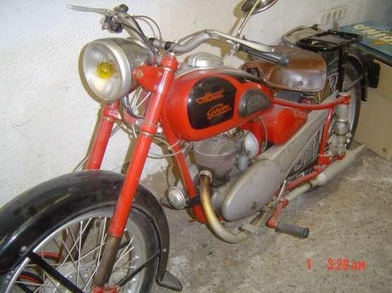 Moto ancienne de marque monet goyon moto scooter v lo for Garage auto bully les mines