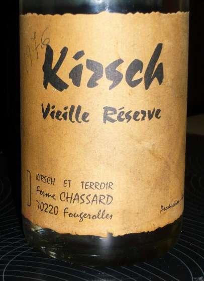 Kirsch Vielle reserve ferme chassard - Photo 2