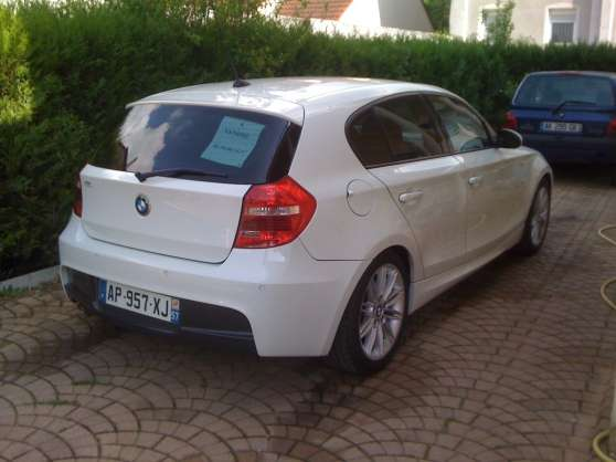 bmw 118d pack m moteur casse thionville auto bmw thionville reference aut bmw bmw petite. Black Bedroom Furniture Sets. Home Design Ideas