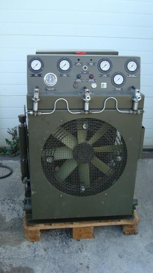 compresseur bauer K15-26m3/h