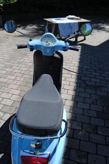 Vespa LX50 2T