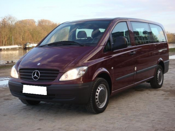 Mercedes Vito combi 109 cdi extra-long - Photo 1