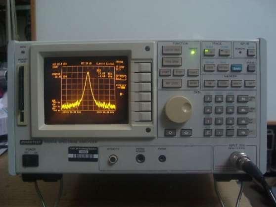 Annonce occasion, vente ou achat 'Spectrum Analyzer R3261A Advantest'