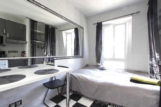 Meublé 15m² Paris 75010 à 450€