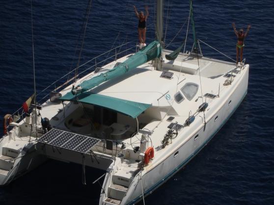 catamaran pour vacances
