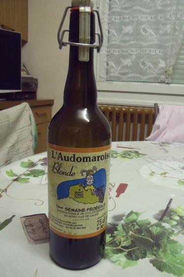 Annonce occasion, vente ou achat 'Collection, Bière L\'Audomaroise blonde'