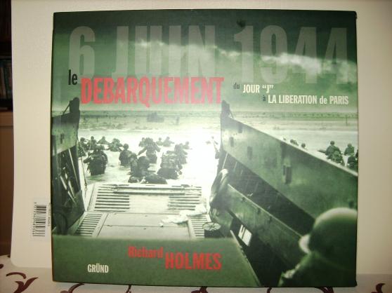Annonce occasion, vente ou achat '6 juin 1944,du jour j a la libération'