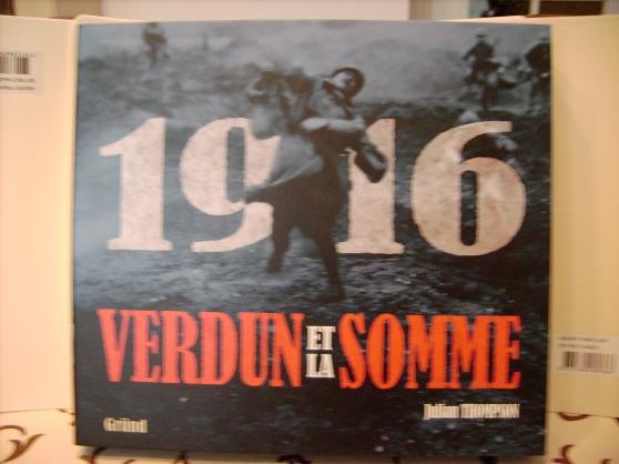 Annonce occasion, vente ou achat '1916 VERDUN et la SOMME'