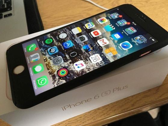 iphone 6s plus 64go neuf, débloqué - Annonce gratuite marche.fr