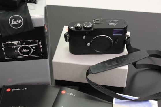 Leica type 240 - Noir avec emballage