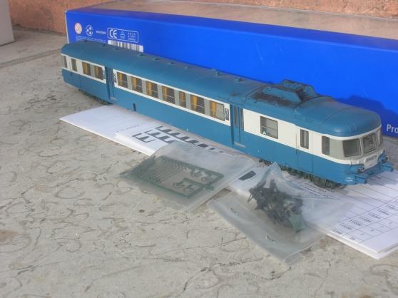 train ho roco autorail x2800 ref 43077 - Annonce gratuite marche.fr