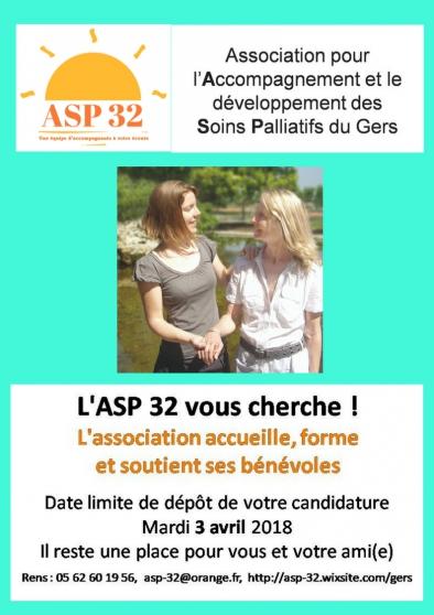 formation initiale d'accompagnants bénév - Annonce gratuite marche.fr