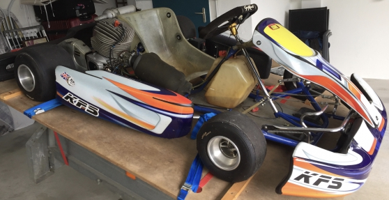 Annonce occasion, vente ou achat 'KART KFS 100'