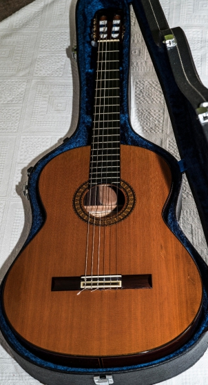 Guitare Ramirez 1A 1985