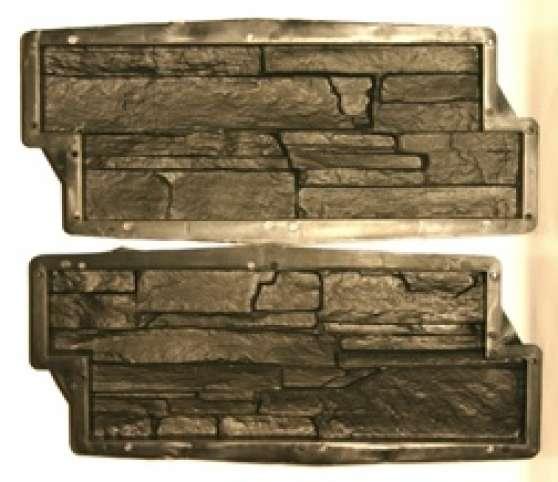 moules pierre de parement mat riaux de construction outils. Black Bedroom Furniture Sets. Home Design Ideas