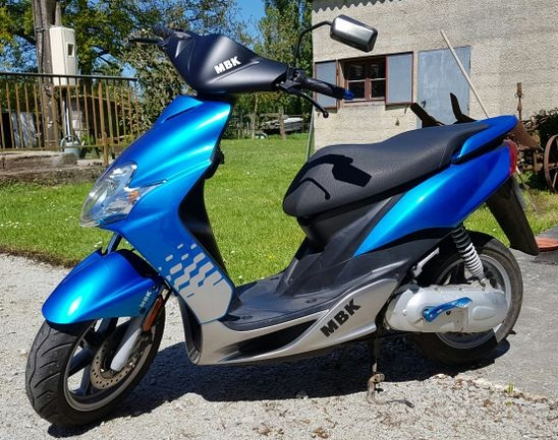 Annonce occasion, vente ou achat 'Scooter MBK'