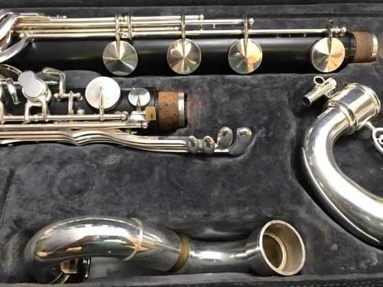 clarinette buffet crampon prestige bc118 - Annonce gratuite marche.fr