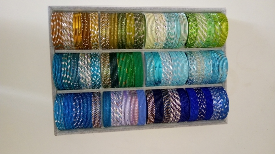 Annonce occasion, vente ou achat 'lot de bracelets type bangle'