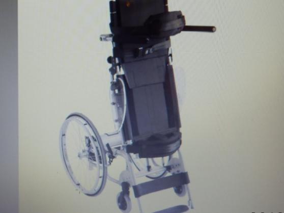 fauteuil verticalisateur neuf invacare - Annonce gratuite marche.fr