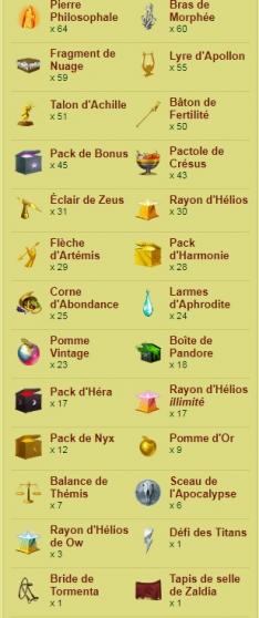 gros compte equideow gaia - Annonce gratuite marche.fr