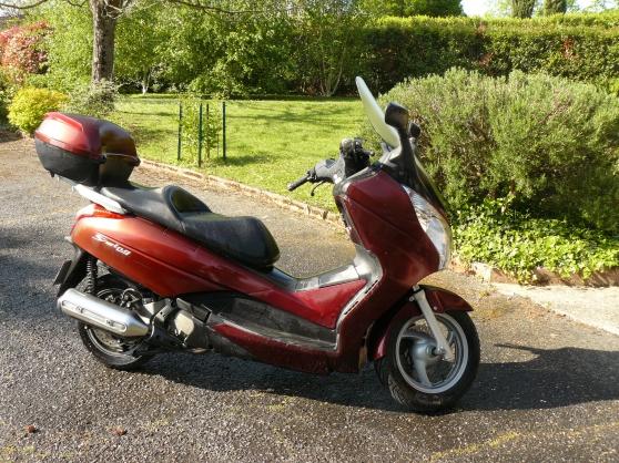Annonce occasion, vente ou achat 'scooter honda 125 cm3'