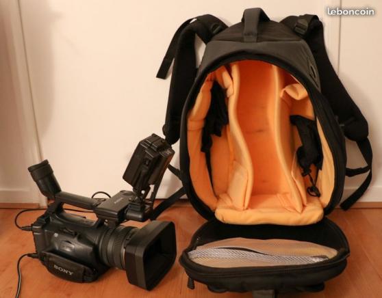 Annonce occasion, vente ou achat 'Sony Handycam HDR-FX1000 et SONY Enregis'