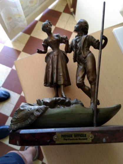 Annonce occasion, vente ou achat 'bronze de Faure de Broussé'