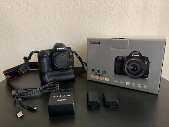 Annonce occasion, vente ou achat 'Canon EOS 5D Mark III 22.3MP Digital SL'