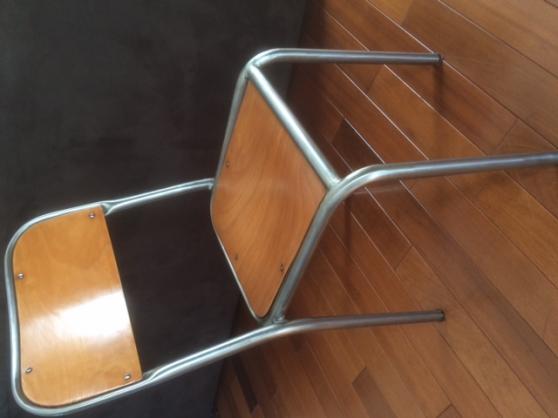 Annonce occasion, vente ou achat '70 Chaises d\'école 1950 Exclusivité !'