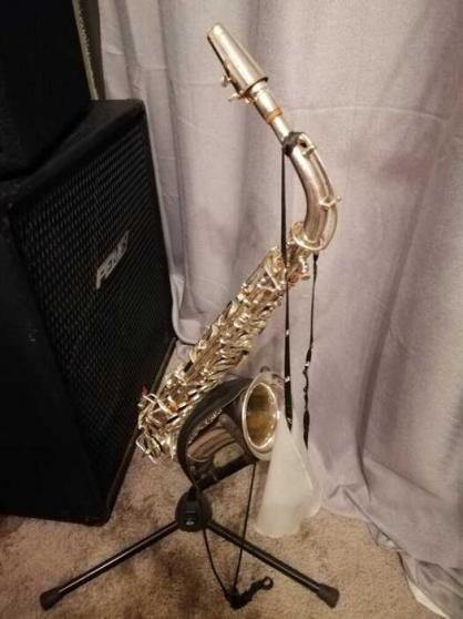 Saxophone alto J. GRAS