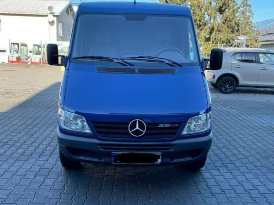 Annonce occasion, vente ou achat 'Mercedes-Benz 208 CDI Sprinter'