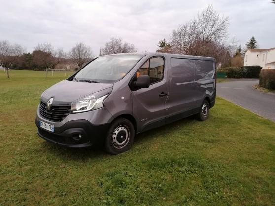 Annonce occasion, vente ou achat 'Renault trafic grand confort 1,6 DCI 140'