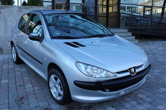 Annonce occasion, vente ou achat 'Peugeot 206 1.4 hdi xr présence 5p'