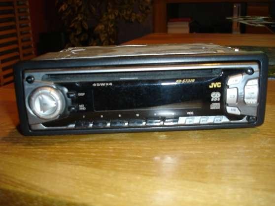 Autoradio JVC 4x45 W