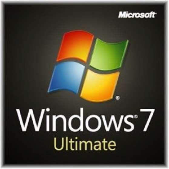 Annonce occasion, vente ou achat 'WINDOWS 7 ULTIMATE (intégrale) DVD + lic'