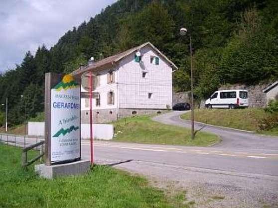 location saisonnière Gérardmer F3