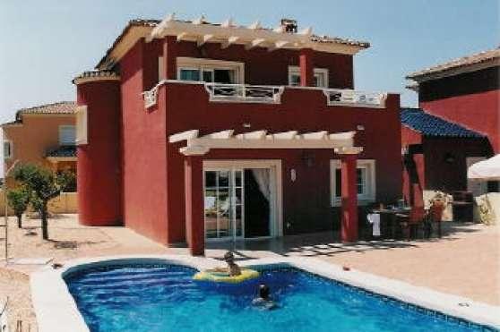 Villa avec piscine - Murcie Espagne