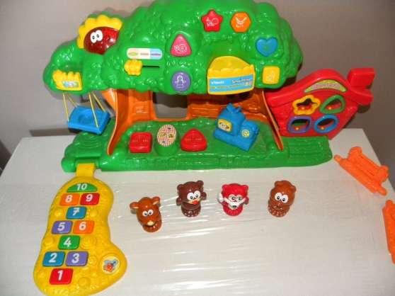 Maison arbre vtech jouets jeux jouets d 39 int rieur for Arbre maison jouet