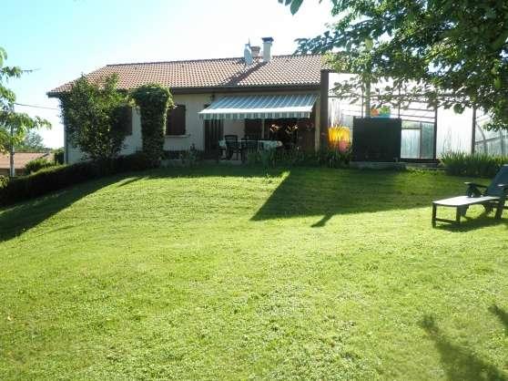 Annonce occasion, vente ou achat 'échange villa contre appart'