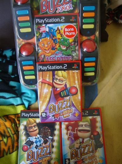 console + 56 jeux + accessoires