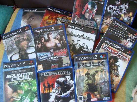 console + 56 jeux + accessoires - Photo 2