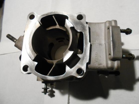 cylindre 125 kawasaki KMX moto