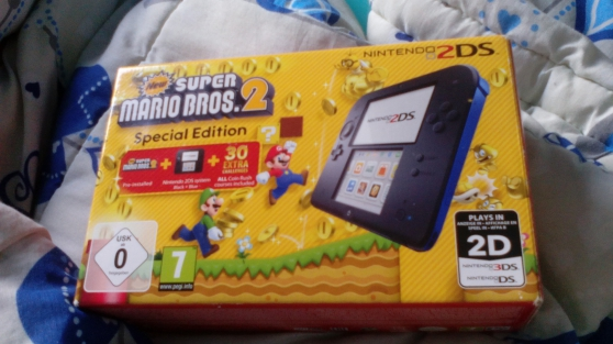 console 2ds mario bross 2