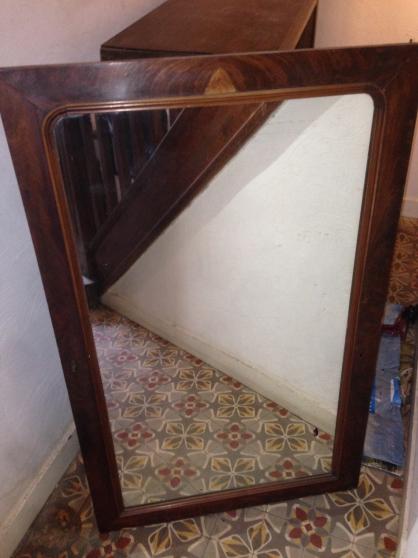miroir ancien bon état