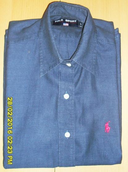 Annonce occasion, vente ou achat 'Chemise Ralph Lauren Taille L'
