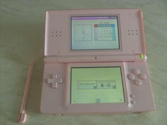 Nintendo Ds + carte de stockage jeux