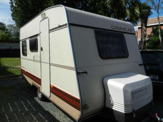 caravane caravelair brasilia 396 4places caravanes camping car caravanes caravelaire. Black Bedroom Furniture Sets. Home Design Ideas
