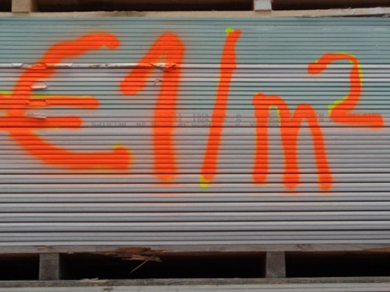 placos platres prix €1/m² dispo:150 pal