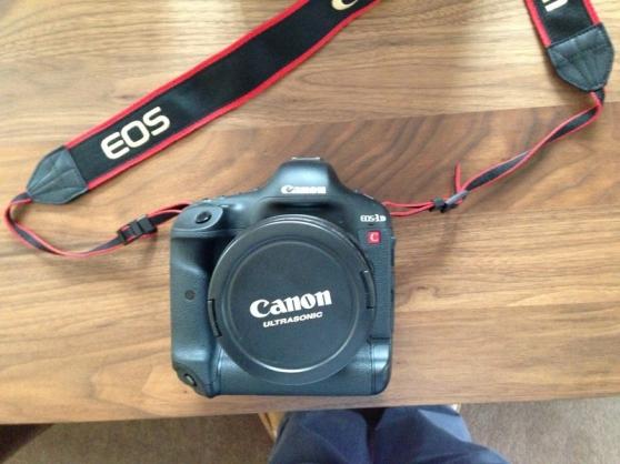 Canon EOS 1D C 18.1 MP Digital SLR