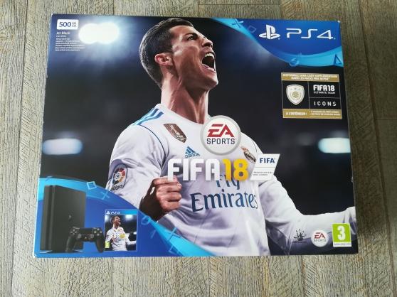 Annonce occasion, vente ou achat 'PlayStation 4 plus jeux'